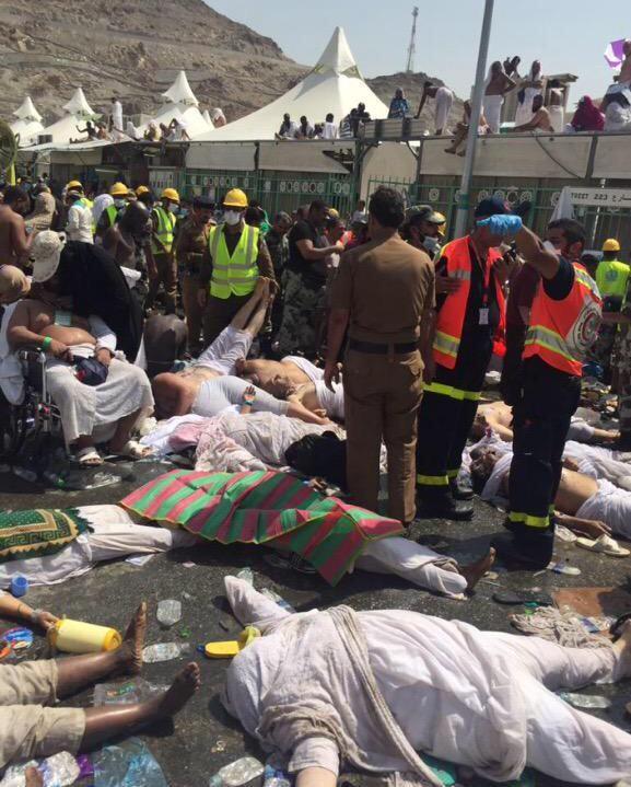 Hajj crush,Hajj 2015,Saudi Arabia Hajj stampede,Hajj stampede,Hajj pilgrimage,Islamic holy city of Mecca,Mecca,stampede in Mina