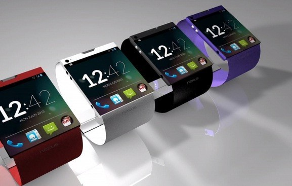 Google Nexus Smartwatch (Concept) To be Unveiled Soon