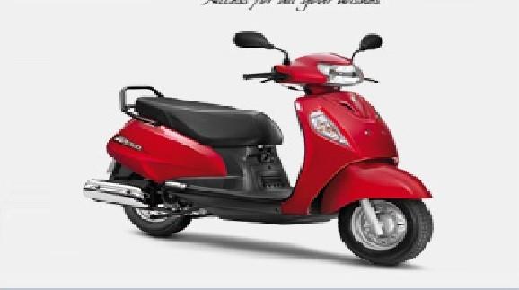 Suzuki Let's Bookings Open in India