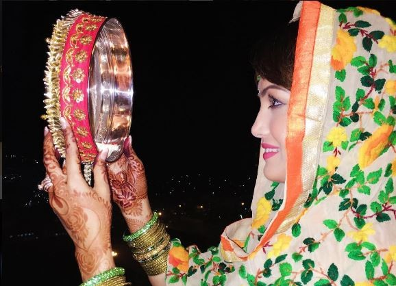 Karva Chauth 2016: Divyanka Tripathi, Nisha Rawal, Ankita Bhargava and others celebrates festival