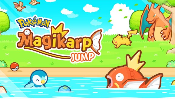 Magikarp Jump: The Other Side Of Magikarp
