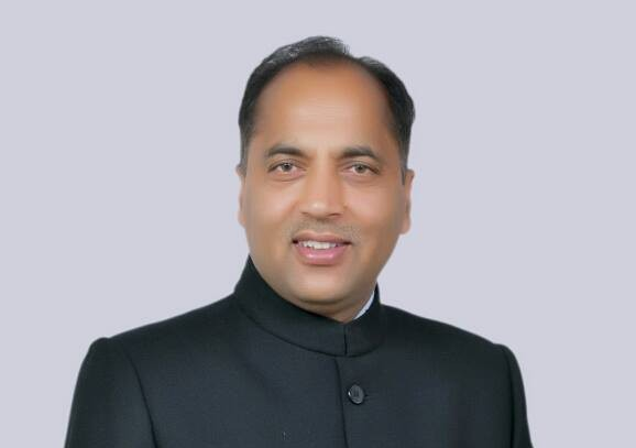 Jairam Thakur new Chief Minister of Himachal Pradesh