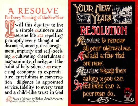 Here are top 30 ideals to include in New Year's Resolutions 2015 for mental, emotional, physical and spiritual growth.