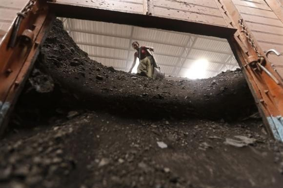 Coal stock left for less than a week