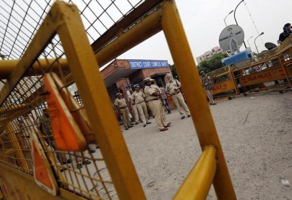 High alert in Sriharikota