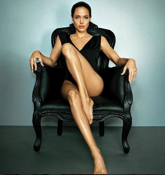 Actress Angelina Jolie Turns 40