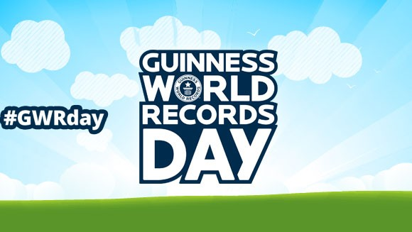 Guinness World Records Day 2015
