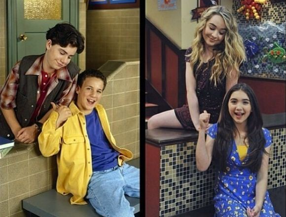 GIrl Meets World is drawing quite a bit of parallels with Boy Meets World