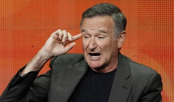 robin williams suicide actor slashed wrist before hanging himself - Robin Williams Bedroom