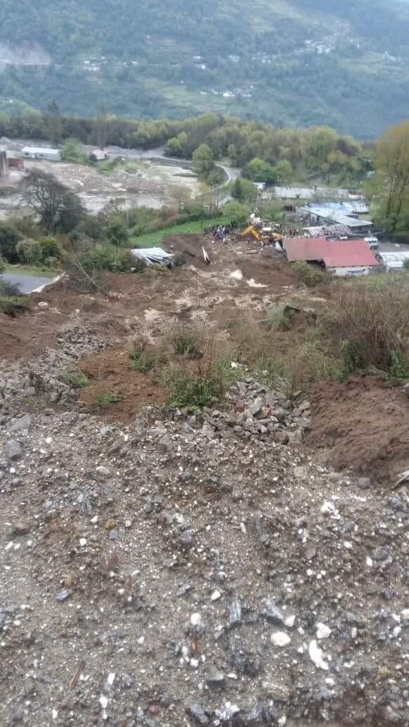 Landslide in Arunachal Pradesh,Landslide kills 16,Landslide kills 16 in Arunachal Pradesh,Arunachal Pradesh Landslide