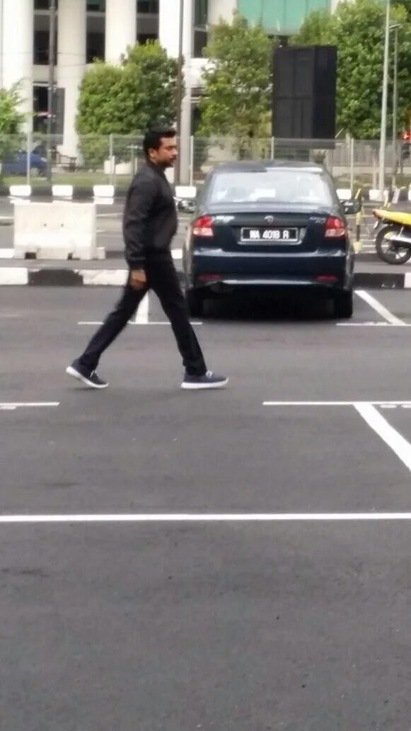 Singam 3,S III,Singam,Suriya,Suriya shoots Singam 3,Singam 3 in Malaysia,Singam 3 shooting in Malaysia,Singam 3 shooting,Singam 3 shooting pics,Singam 3 shooting images,Singam 3 shooting photos,Singam 3 shooting stills,Singam 3 shooting pictures