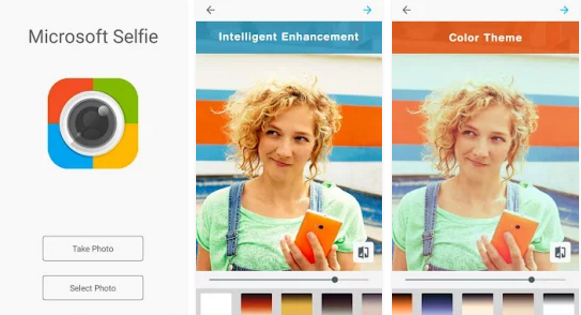 Microsoft Selfie app launched for Android smartphones