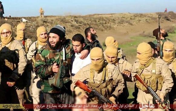 ISIS Capture Pilot