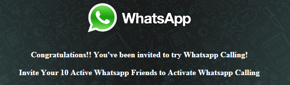WhatsApp Voice Calling Hoax Invites Strike Again; How To Differentiate Between Real And Fake Invites