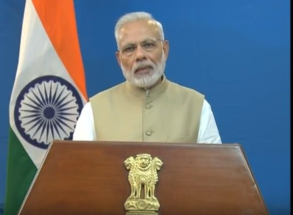 New India is joint call of 125 crore Indians: Modi