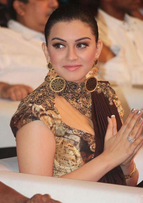 Hansika Motwani At Vijay S Puli Music Launch Photos Images Gallery 25094
