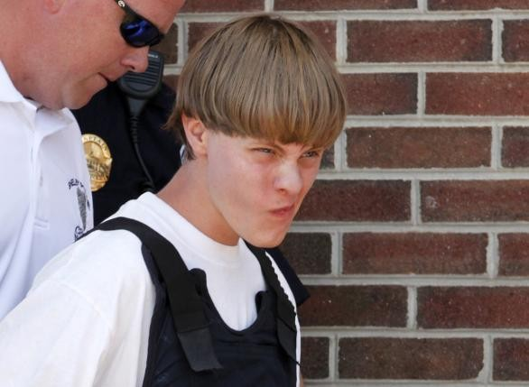 The Charleston Church Shooting suspect, Dylann Roof  is charged with 9 counts of murder