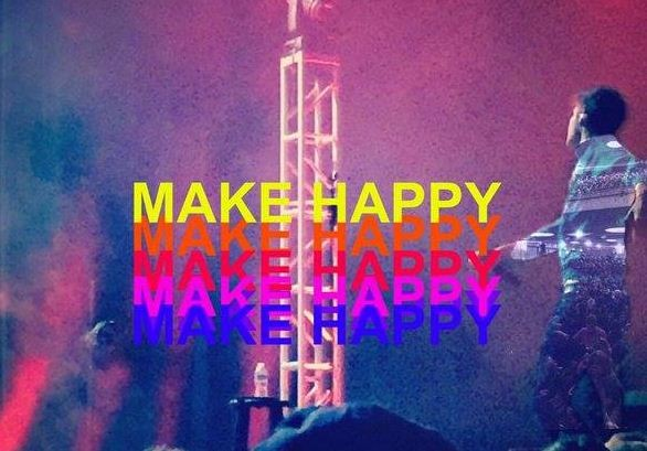 Bo Burnham's Make Happy