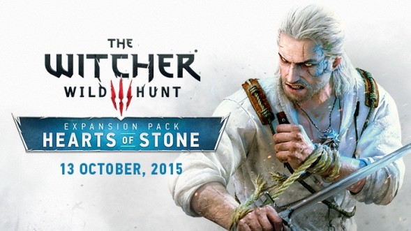 The upcoming Hearts of Stone DLC for The Witcher 3: Wild Hunt