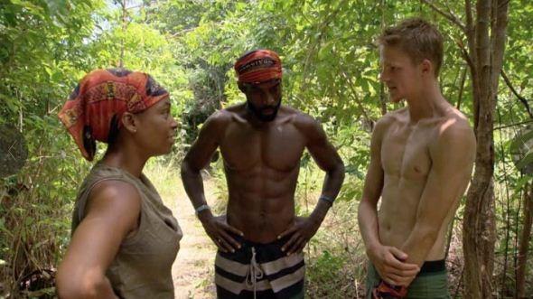 Tasha, Jeremy and Spencer