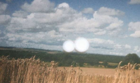 ufo, Wiltshire , crop circle,