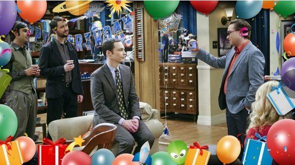 Sheldon Birthday falls on TBBT's 200th episode