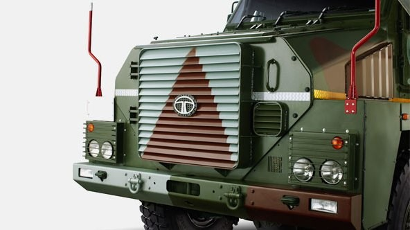 Tata's Armored Personnel Carrier (MPV) – 4X4