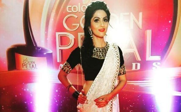 "Shraddha to get pregnant on ""Thapki Pyar Ki."" Pictured: ""Thapki Pyar Ki"" actress Monica Khanna aka Shraddha"