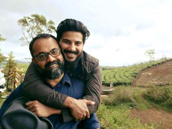 Unni R and Dulquer Salmaan