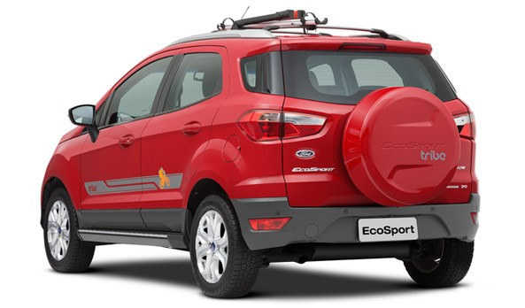 2015 Ford Ecosport Accessories Revealed In Brazil Photos