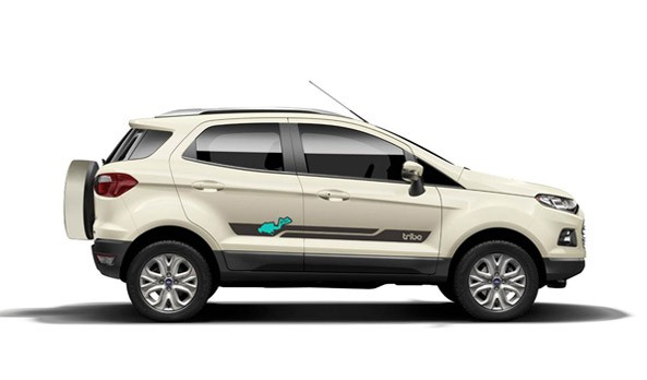2015 Ford Ecosport Accessories Revealed in Brazil