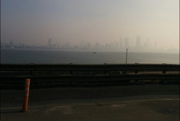 Mumbai winter