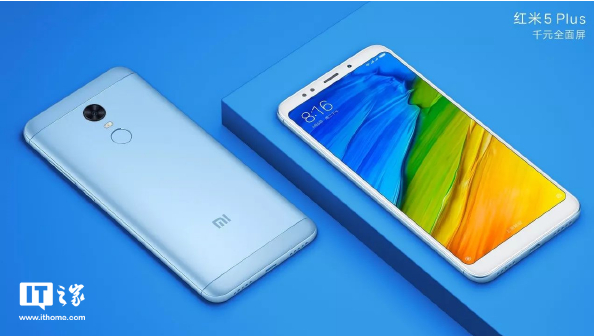 Xiaomi's Redmi 5 phones have 18:9 displays and start at $120