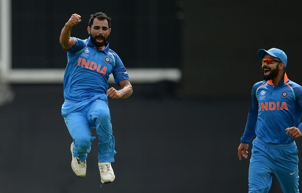 Three arrested for manhandling caretaker of Mohammed Shami's apartment