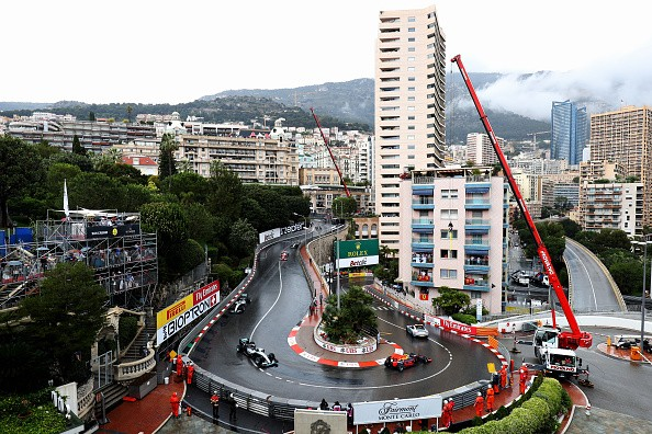 Formula one news changes made to monte carlo track ahead for Montecarlo gp 2017