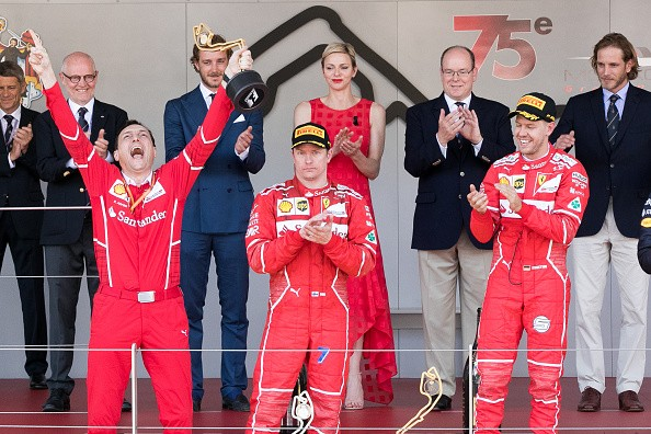 Sebastian Vettel Extends Lead Over Lewis Hamilton after Monaco Grand Prix Victory