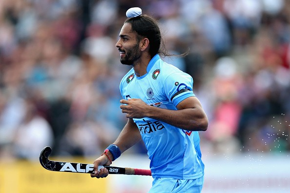 Akashdeep Singh, India hockey, India vs Netherlands, Hockey World League