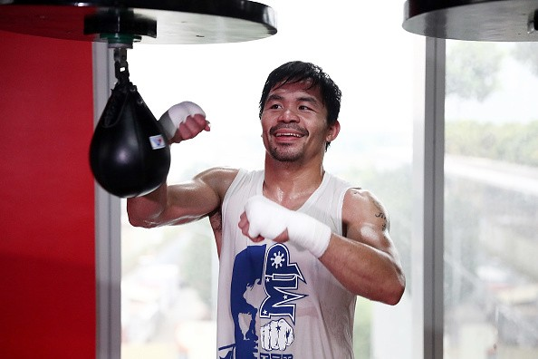 Manny Pacquiao confirms talks have begun for megafight with Conor McGregor