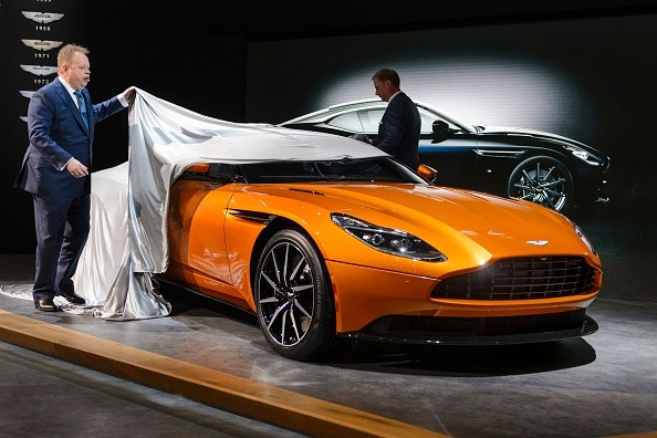 A no-deal Brexit 'could see Aston Martin stop vehicle production'