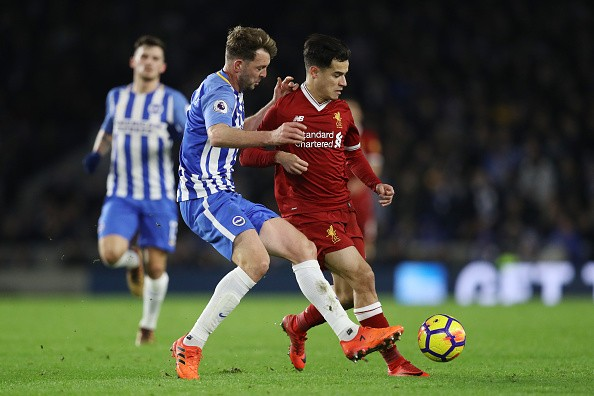 Coutinho aims to 'give something back' to Liverpool fans in Merseyside derby