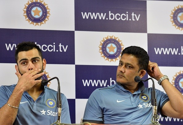 BCCI tried to mediate between Kumble,Kohli says Rajeev Shukla