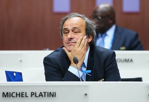 Uefa's Michel Platini not decided on running for Fifa presidency