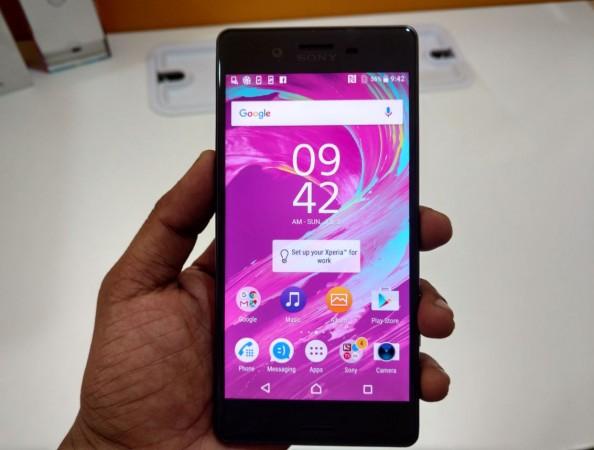 Sony Xperia X, Android Oreo,How to install
