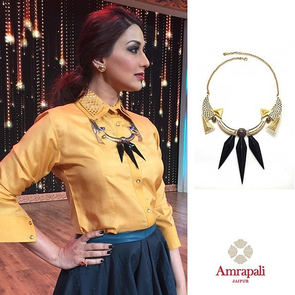 Sonakshi Sinha,Shradha Kapoor,Malaika Arora,Lisa Ray,Sonali Bendre,Twinkle Khanna,Amrapali jewellery,Myntra introduces Tribe by Amrapali on its platform,Tribe by Amrapali,Tribe by Amrapali collections,Amrapali collections