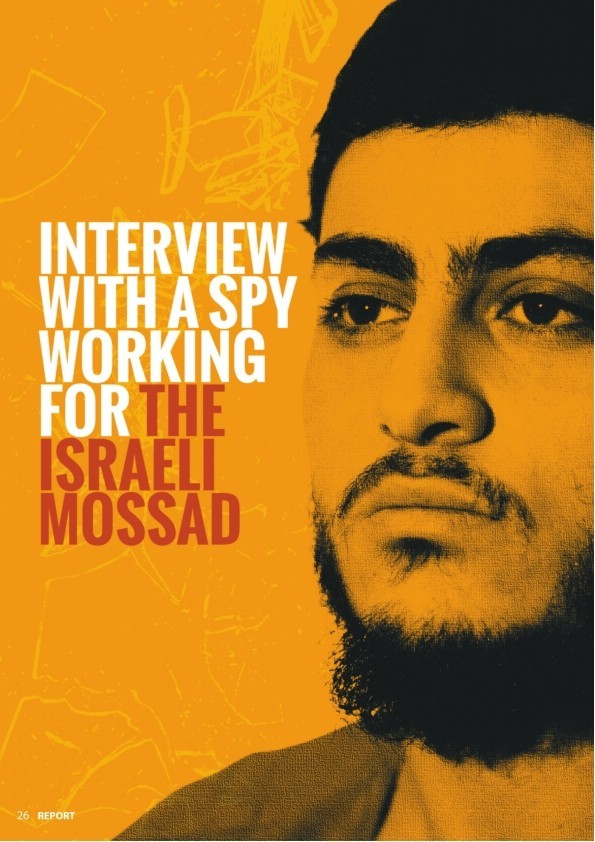 ISIS claims that it has arrested a former jihadi fighter from its ranks from Israel,who was found to have been spying for Mossad.