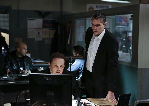 Jim Caviezel as John Reese