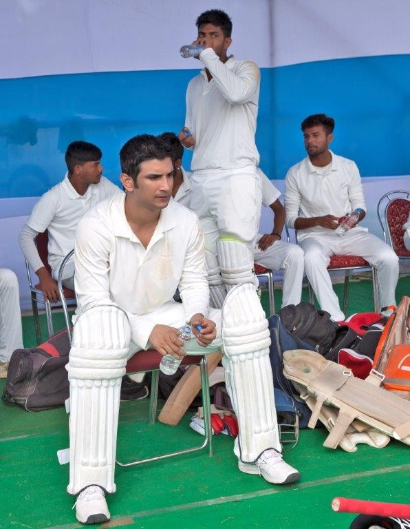 Sushant Singh,Sushant Singh as M.S Dhoni,M.S Dhoni,M.S Dhoni: The Untold Story stills,M.S Dhoni: The Untold Story pics,M.S Dhoni: The Untold Story images,M.S Dhoni: The Untold Story photos,M.S Dhoni: The Untold Story pictures