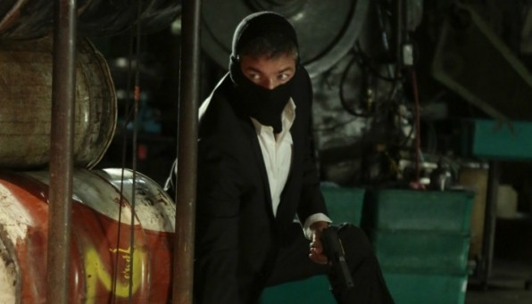Jim Caviezel as Reese in 'Person of Interest'