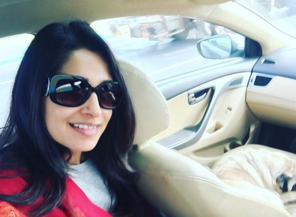 "Dipika Kakar suffers injury. Pictured: ""Sasural Simar Ka"" actress Dipika Kakar."