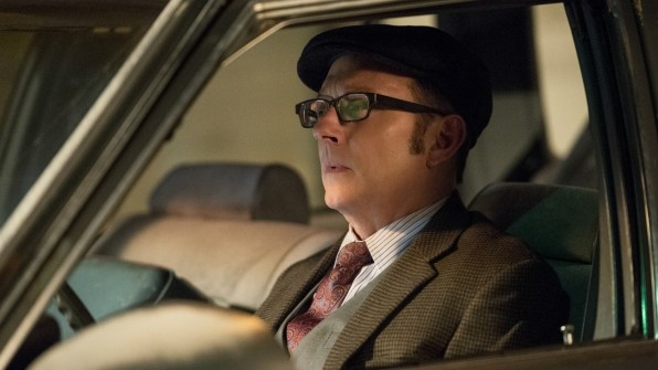 Michael Emerson as Finch in 'Person of Interest'.